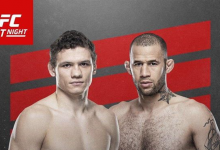 Roman Kopylov pakt short notice gevecht tegen Eric Spicely tijdens UFC Columbus