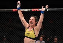 Bethe Correia treft Pannie Kianzad tijdens UFC 250 in São Paulo