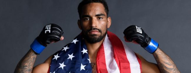 Roosevelt Roberts krijgt na 363 dagen zijn gewenst gevecht tegen Matt Frevola tijdens UFC Lincoln