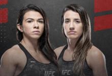 Claudia Gadelha treft de ongeslagen Marina Rodriguez tijdens UFC Oklahoma City