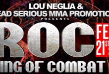 Uitslagen : Ring of Combat 71 : Dooling vs. Buzukja