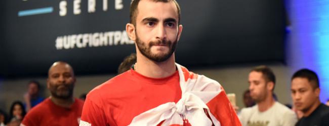 Giga Chikadze vervangt Movsar Evloev tegen Jamall Emmers tijdens UFC 248 in Las Vegas