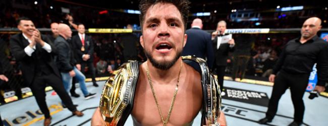 Henry Cejudo verdedigt Bantamweight titel tegen Jose Aldo tijdens UFC 250 in São Paulo