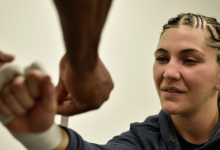 Sarah Alpar vs. Duda Santana is het eerste gevecht voor UFC Oklahoma City
