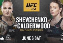 """Joanne Calderwood: """"De UFC heeft mijn titelgevecht tegen Shevchenko verzet"""""""