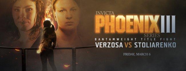 Uitslagen : Invicta FC Phoenix Rising 3