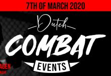 Spektakel verwacht tijdens inaugureel gala van Dutch Combat Events in Landgraaf