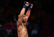 Frank Camacho vervangt Christos Giagos tegen Alan Patrick tijdens UFC Lincoln