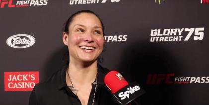 Video: Lorena Klijn wint Glory debuut in Utrecht