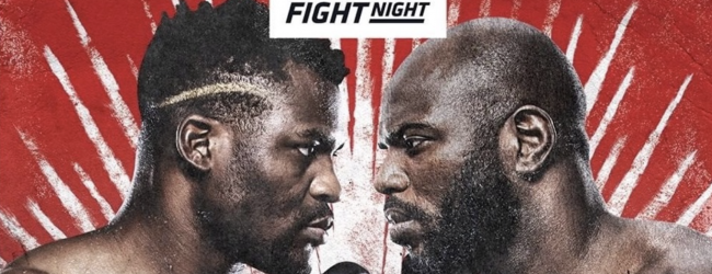 BREAKING: Ngannou vs. Rozenstruik op 18 april aanstaande