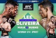 UFC Fight Night 170 gaat verder achter gesloten deuren
