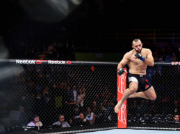 Gadzhimurad Antigulov vs. Klidson Abreu toegevoegd aan UFC Nur-Sultan