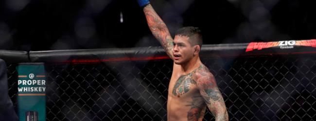 Carlos Diego Ferreira vs. Drew Dober toegevoegd aan UFC evenement op 7 november