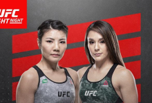 Ji Yeon Kim vs. Alexa Grasso toegevoegd aan UFC on ESPN 9 in Austin