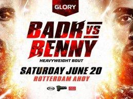 Badr Hari vs. Benjamin Adegbuyi uitgesteld in verband met COVID-19