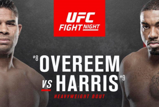 Alistair Overeem vs. Walt Harris opnieuw ingepland, ditmaal voor 16 mei