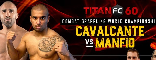 Uitslagen : Titan FC 60 : Cavalcante vs. Manfio