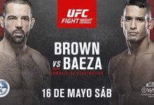 Matt Brown vs. Miguel Baeza ingepland voor 16 mei aanstaande in Jacksonville