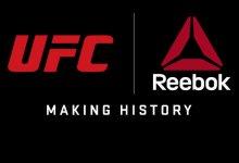 Einde nadert voor UFC Reebok deal