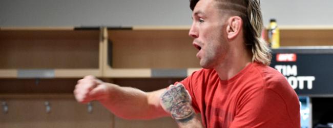 Breaking: Timothy Elliott vs. Jordan Espinosa toegevoegd aan UFC evenement op 16 januari