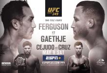 Uitslagen : UFC 249 : Ferguson vs. Gaethje