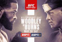 Uitslagen : UFC on ESPN 9 : Woodley vs. Burns