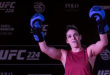 Mackenzie Dern vs. Hannah Cifers ditmaal ingepland voor 23 mei aanstaande