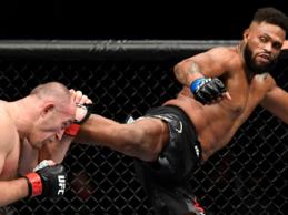 Maurice Greene treft Gian Villante tijdens UFC evenement op 27 juni aanstaande