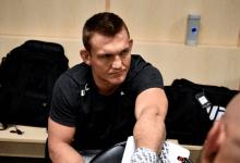 Ian Heinisch treft Gerald Meerschaert op 6 juni tijdens UFC 250