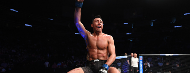 Chris Gutierrez vs. Vince Morales toegevoegd aan UFC Las Vegas op 30 mei