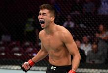 BREAKING: Casey Kenney vs. Louis Smolka toegevoegd aan UFC Las Vegas op 30 mei