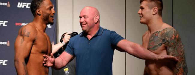 Drietal gevechten toegevoegd aan UFC Fight Night 173 card op 13 juni aanstaande