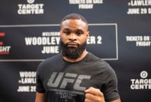 Officieel: Tyron Woodley vs. Gilbert Burns is het Main Event voor UFC Las Vegas op 30 mei