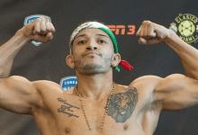 Titan FC kampioen Irwin Rivera tekent bij de UFC, vecht morgen tegen Giga Chikadze