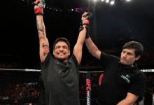 Gabriel Benitez vs. Omar Morales toegevoegd aan UFC evenement op 13 mei