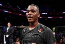 Ongeslagen Jamahal Hill treft Klidson Abreu tijdens UFC evenement op 23 mei