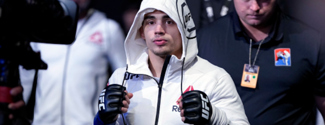 Flyweight partij tussen Ryan Benoit en Tyson Nam toegevoegd aan UFC evenement op 13 juni