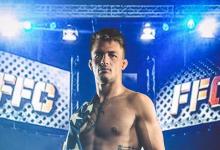 Max Rohskopf maakt UFC debuut tegen Austin Hubbard aanstaande zaterdag in Las Vegas