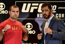 """""""Shogun"""" Rua vs. """"Lil Nog"""" 3 opnieuw ingepland voor UFC evenement op 25 juli"""