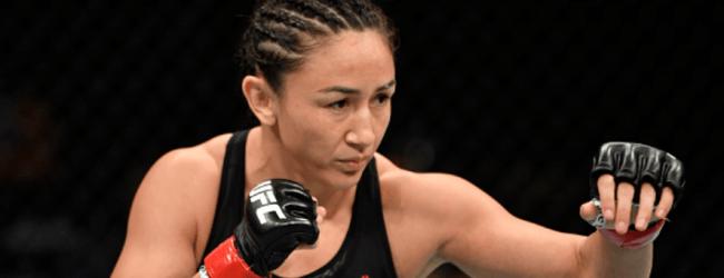 Carla Esparza vs. Marina Rodriguez verplaatst naar 25 juli