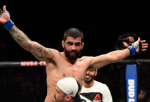 Elizeu Zaleski Dos Santos vs. Shavkat Rakhmonov toegevoegd aan UFC 254 in Abu Dhabi