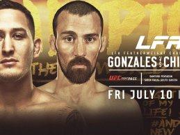 Uitslagen : LFA 84 : Gonzales vs. Childers