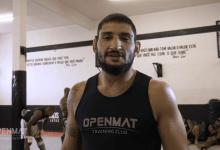 Vinicius Moreira test positief op COVID-19, vecht niet tegen Modestas Bukauskas