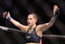 Macy Chiasson vs. Sijara Eubanks ingepland voor UFC evenement op 5 september