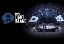 UFC Fight Island met publiek!