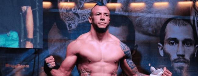 Jorge Gonzalez maakt UFC debuut tegen Ike Villanueva