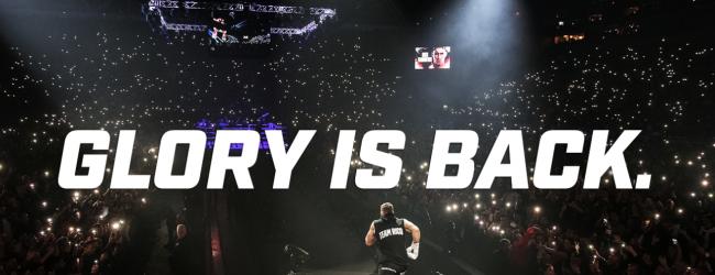 GLORY Kickboxing keert terug op 2 en 3 oktober. Rico, Badr en Jamal in december