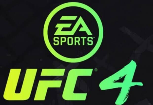 EA Sports UFC 4 op 14 augustus!