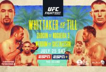 Uitslagen : UFC on ESPN 14 : Whittaker vs. Till