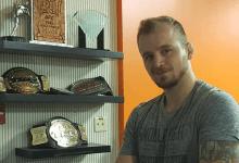 Jesse Ronson pakt short notice partij tegen Nicolas Dalby op 25 juli in Abu Dhabi